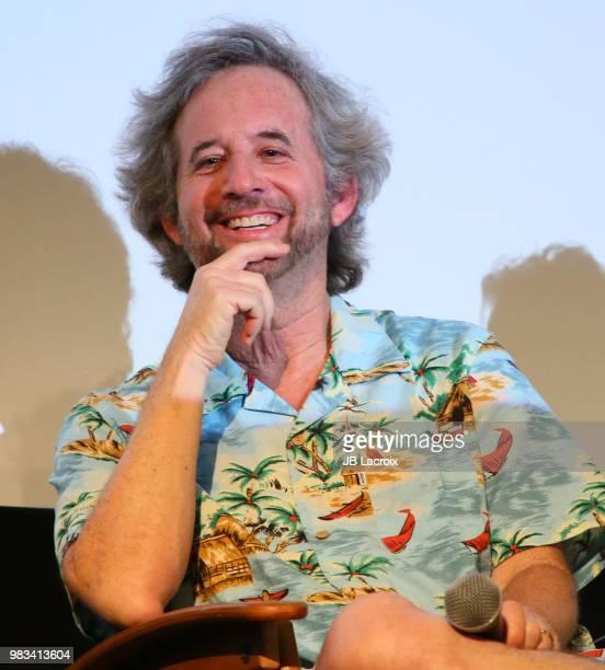 Scott Alexander attends special screening of 'Man On The Moon' on June 24 2018 in Los Angeles California