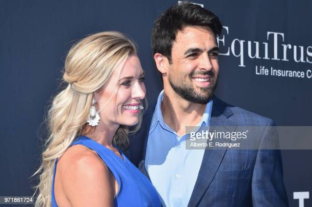 Scott Alexander attends the Fourth Annual Los Angeles Dodgers Foundation Blue Diamond Gala at Dodger Stadium on June 11, 2018 in Los Angeles,...