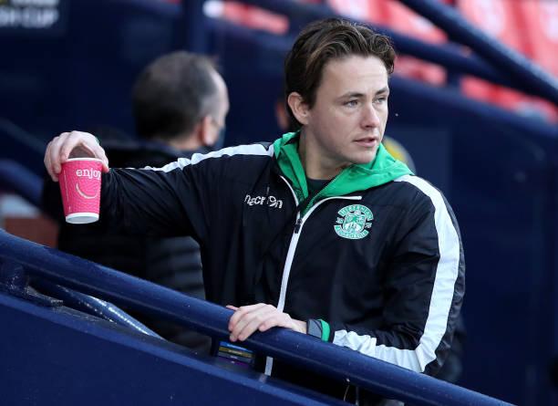 GBR: Heart of Midlothian v Hibernian - Scottish Cup: First Semi-Final