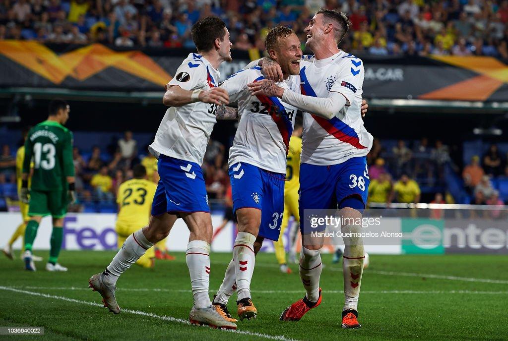 Villarreal CF v Rangers - UEFA Europa League