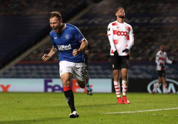 GBR: Rangers v Standard Liege: Group D - UEFA Europa League