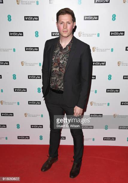 Scott Arthur attends the EE InStyle Party held at Granary Square Brasserie on February 6 2018 in London England