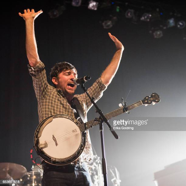 Scott Avett of The Avett Brothers performs during 2017 SXSW Conference and Festivals at ACL Live Moody Theater on March 15 2017 in Austin Texas
