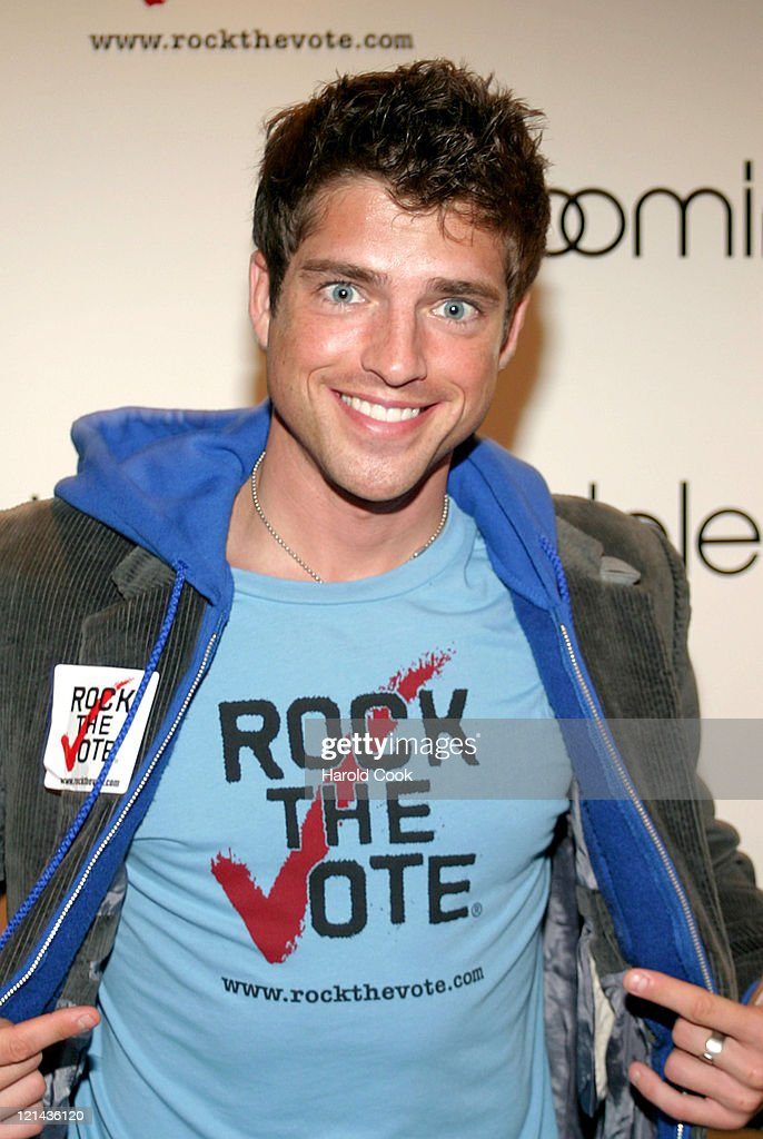 Register to Vote with a Celebrity at Bloomingdale's Men's Denim Day