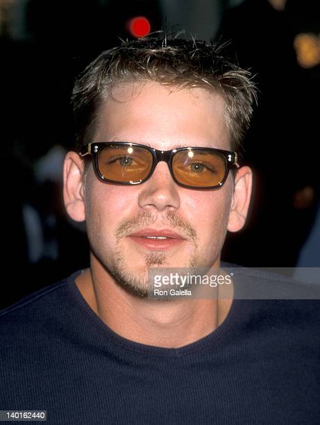 Scott Bairstow at the Premiere of 'Halloween H20 20 Years Later' Mann Village Theatre Westwood