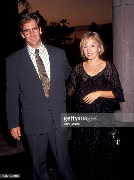 Scott Bakula and Krista Neumann at the 1991 Viewers For Quality Television Awards Universal Hilton Towers Hotel Universal City