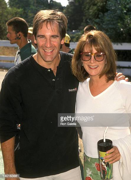 Scott Bakula and Patricia Richardson at the 8th Annual Environmental Awards Festival Will Rogers State Park Pacific Palisades