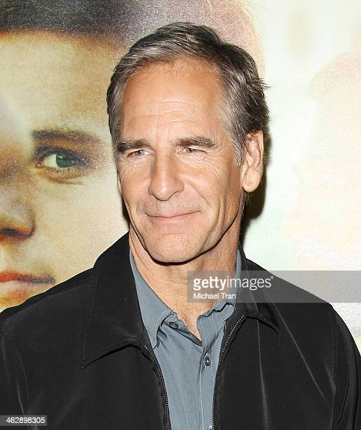 Scott Bakula arrives at the Los Angeles Premiere of HBO's comedy series 'Looking' held at Paramount Theater on the Paramount Studios lot on January...