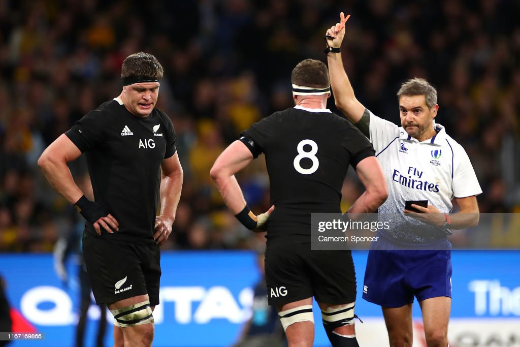 Australia v New Zealand - 2019 Rugby Championship : ニュース写真