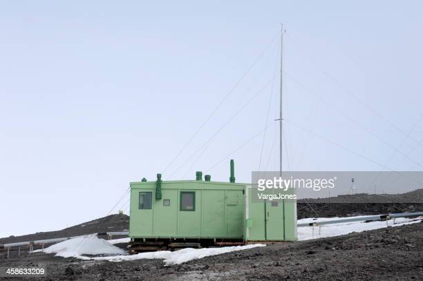 scott base, antarctica - base stock pictures, royalty-free photos & images