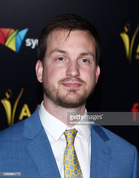 Scott Beck arrives at the 8th AACTA International Awards at Mondrian Los Angeles on January 04 2019 in West Hollywood California