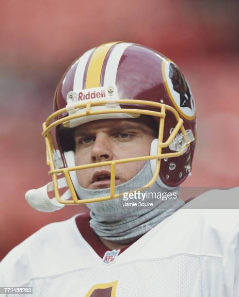 Scott Bentley Kicker for the Washington Redskins during the National Football Conference East game against the Philadelphia Eagles on 26 November...