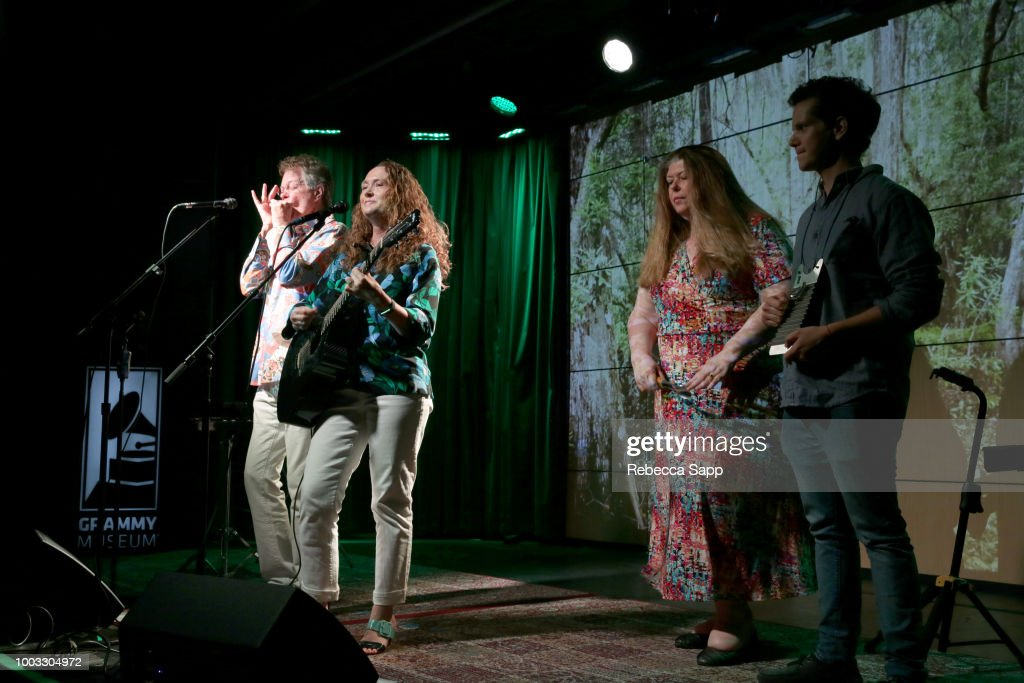 Title of Event:Swamp Romp: Louisiana Roots Music for Families