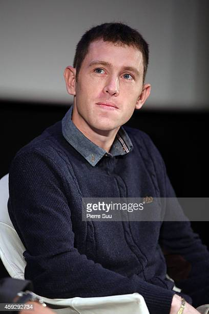 Scott Brash attends the 6th Edition Of The Gucci Paris Masters Press Conference at Le Royal Monceau on November 20 2014 in Paris France