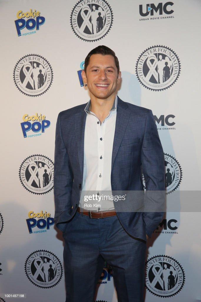 Scott Braun attends 2018 The Hunter Foundation Gala at Hammerstein Ballroom on July 18, 2018 in New York City.