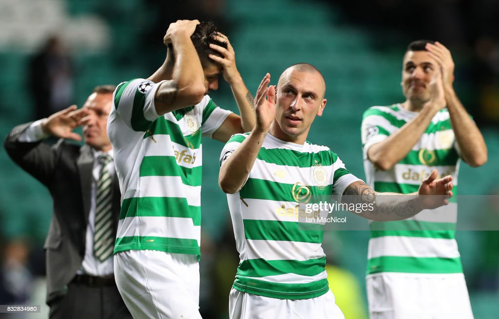 Celtic FC v FK Astana - UEFA Champions League Qualifying Play-Offs Round: First Leg : News Photo
