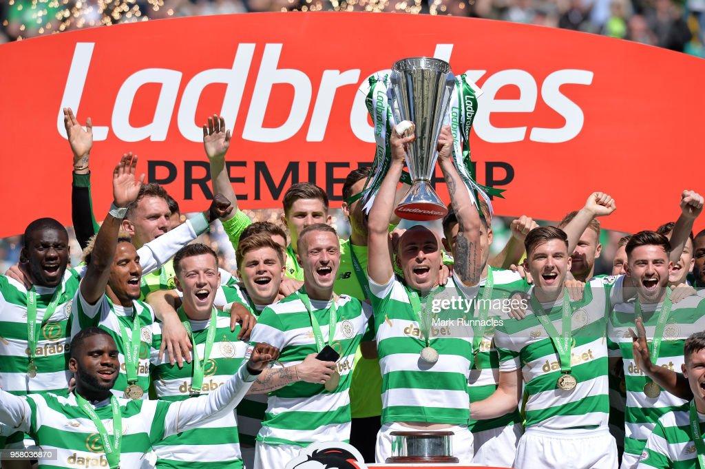Celtic v Aberdeen - Scottish Premier League : Nachrichtenfoto