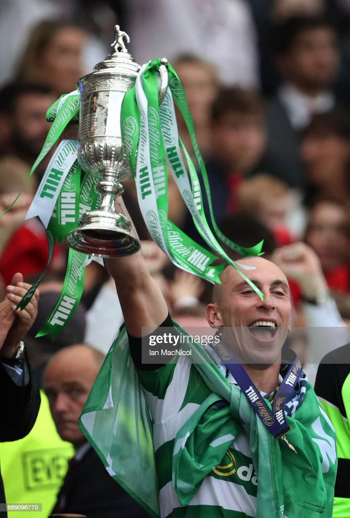 Celtic v Aberdeen - William Hill Scottish Cup Final