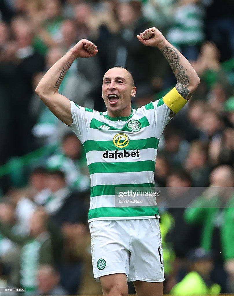 Celtic v Rangers -  Scottish Premier League : News Photo