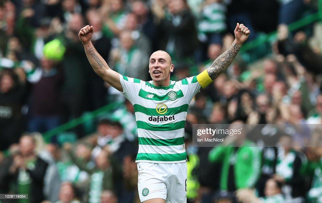 Celtic v Rangers -  Scottish Ladbrokes Premiership