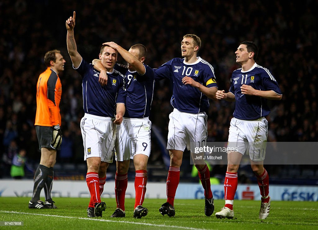 Scotland v Czech Republic - International Friendly : News Photo