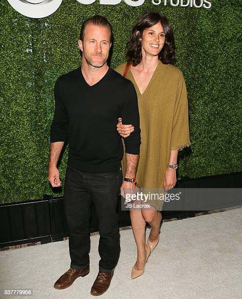 Scott Caan and Kacy Byxbee attend the 4th Annual CBS Television Studios Summer Soiree at Palihouse on June 2 2016 in West Hollywood California