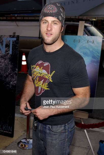 Scott Caan during 'Whale Rider' Los Angeles Premiere at Showcase Theater in Los Angeles California United States