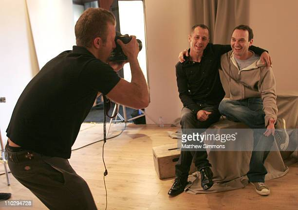 Scott Caan Giovanni Ribisi and Photographer Jeff Vespa