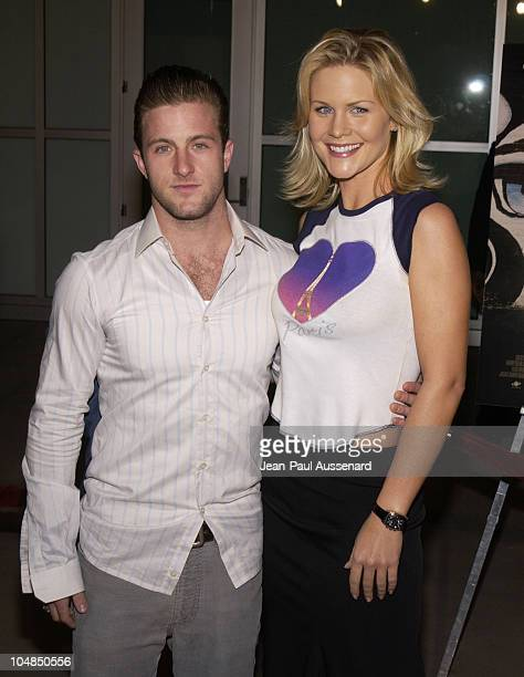 Scott Caan Josie Davis during 'Sonny' Premiere Los Angeles at ArcLight Hollywood in Hollywood California United States