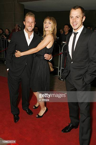 Scott Caan Mena Suvari and Giovanni Ribisi during 31st Annual Toronto International Film Festival 'The Dog Problem' Premiere in Toronto Canada Canada