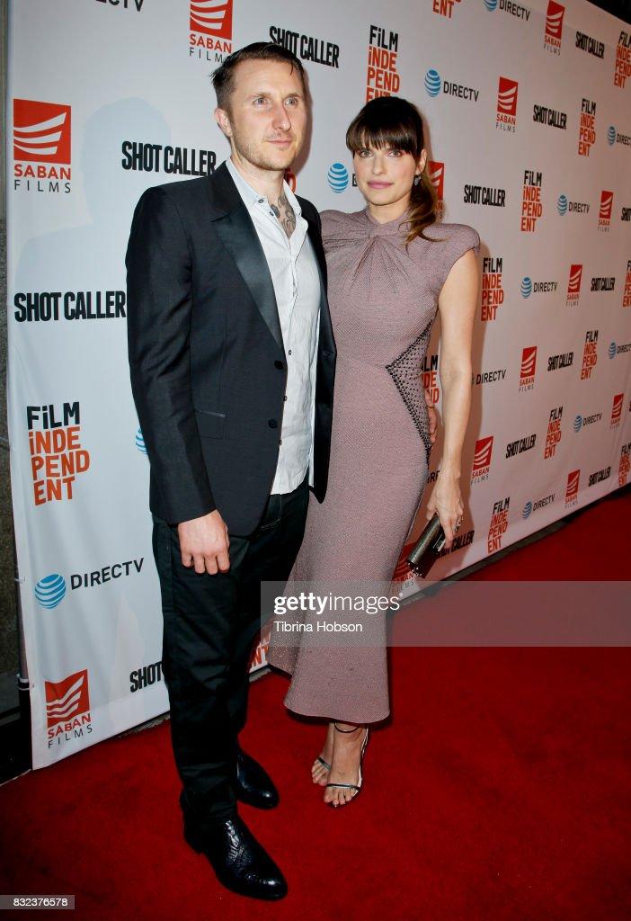 "Screening Of Saban Films And DIRECTV's ""Shot Caller"" - Red Carpet"