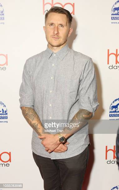 Scott Campbell attends the 2018 Daytime Hollywood Beauty Awards held on September 14 2018 in Hollywood California