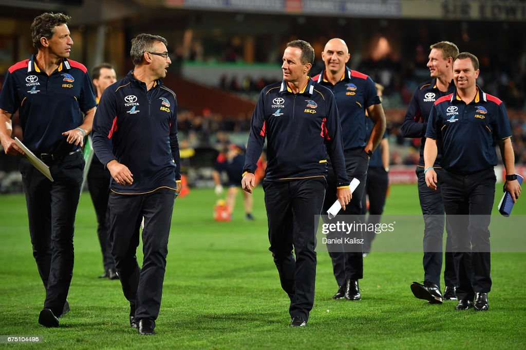AFL Rd 6 - Adelaide v Richmond