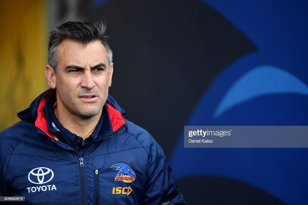 AFL Rd 20 - Adelaide v Port Adelaide