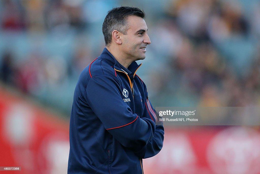 AFL Rd 15 - West Coast v Adelaide