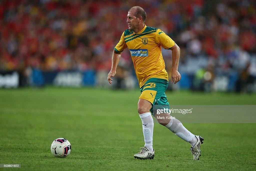 Liverpool FC Legends v Australian Legends : News Photo