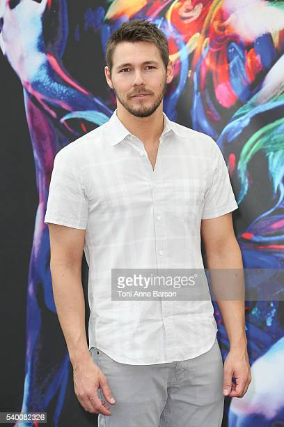 Scott Clifton attends 'The Bold and The Beautiful' Photocall as part of the 56th Monte Carlo Tv Festival at the Grimaldi Forum on June 13 2016 in...