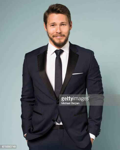 Scott Clifton poses for portraits at The 44th Daytime Emmy Awards Portraits by The Artists Project Sponsored by Foster Grant on April 30 2017 in Los...