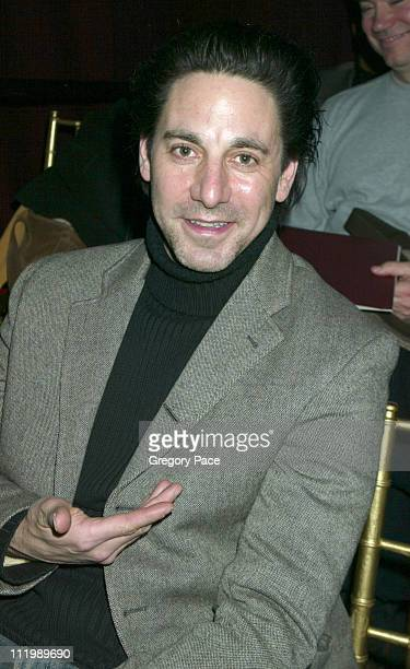 Scott Cohen during John Varvatos Fall 2003 Men's Fashion Show at Bryant Park in New York NY United States