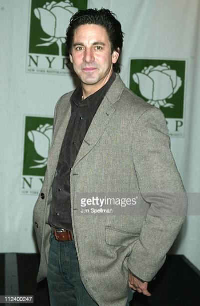 Scott Cohen during New York Restoration Project's 'Hulaween' Gala 2002 at Marriott Marquis in New York New York United States