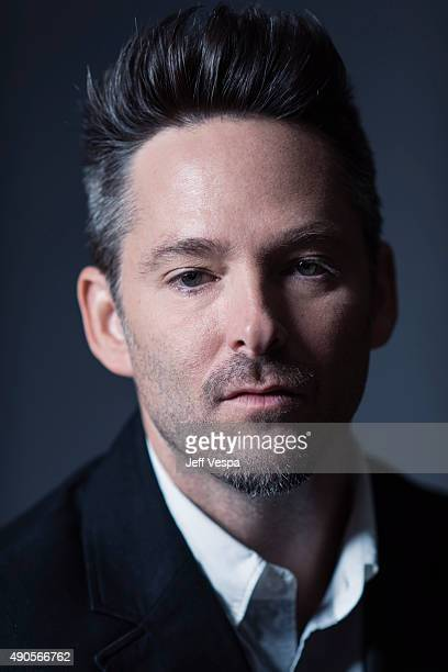 Scott Cooper of 'Black Mass' poses for a portrait at the 2015 Toronto Film Festival at the TIFF Bell Lightbox on September 15 2015 in Toronto Ontario