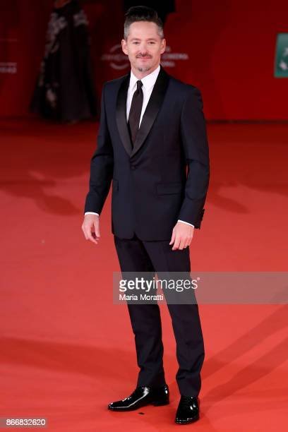 Scott Cooper walks a red carpet for 'Hostiles' during the 12th Rome Film Fest at Auditorium Parco Della Musica on October 26 2017 in Rome Italy
