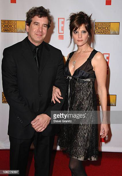 Scott Cutler and Anne Preven during 12th Annual Critics' Choice Awards Arrivals at Santa Monica Civic Center in Santa Monica California United States
