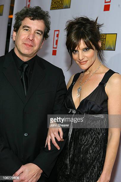 Scott Cutler and Anne Preven during 12th Annual Critics' Choice Awards Red Carpet at Santa Monica Civic Auditorium in Los Angeles California United...