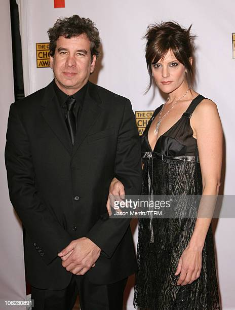 Scott Cutler and Anne Preven during 12th Annual Critics' Choice Awards Arrivals at Santa Monica Civic Auditorium in Santa Monica California United...