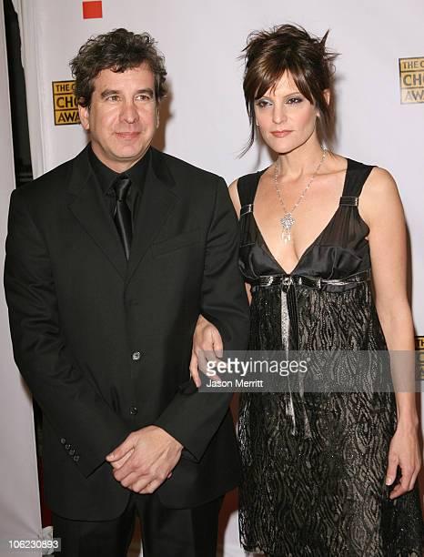 Scott Cutler and Anne Preven during 12th Annual Critics' Choice Awards Arrivals at Santa Monica Civic Auditorium in Santa Monica California United...