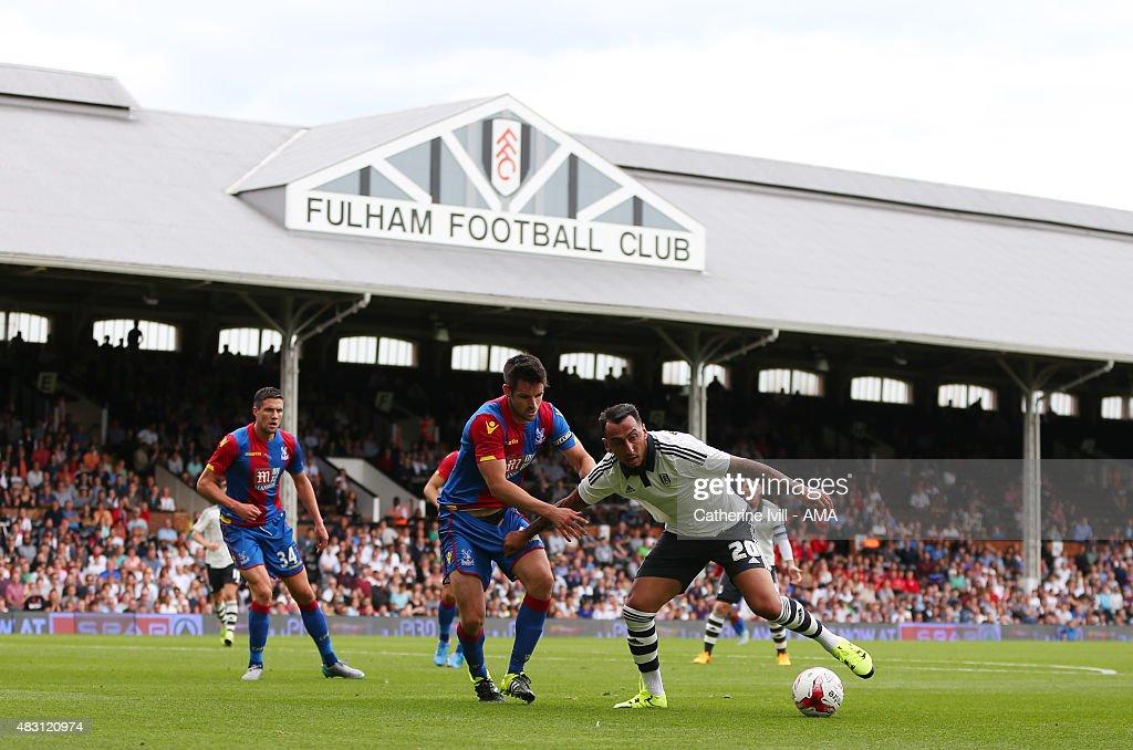 Fulham v Crystal Palace - Pre Season Friendly : News Photo