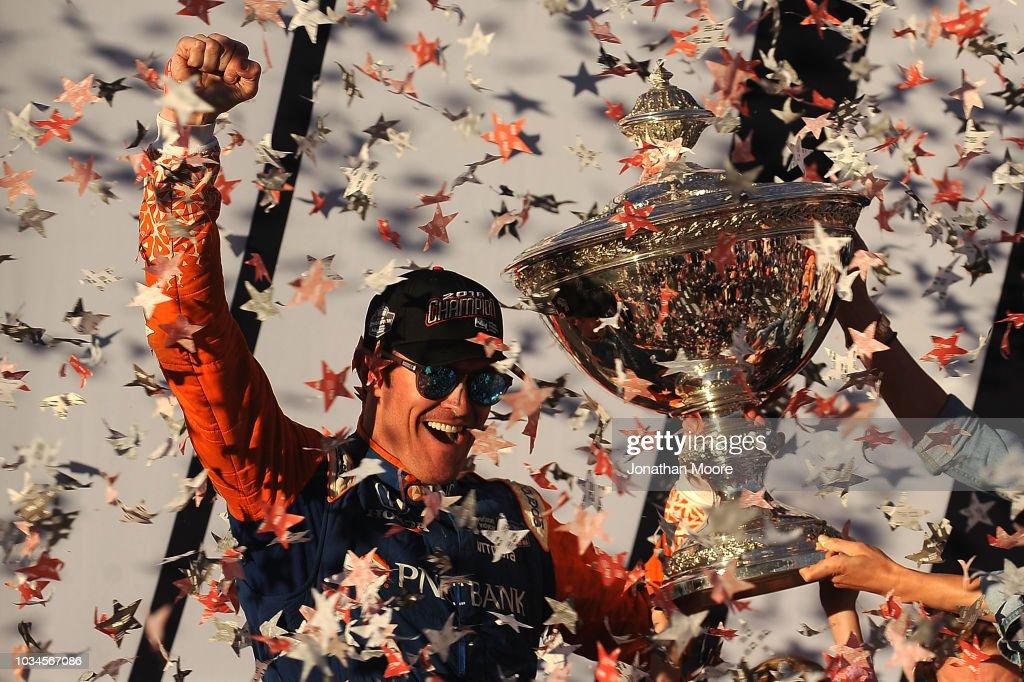 Verizon IndyCar Series Sonoma Grand Prix : News Photo