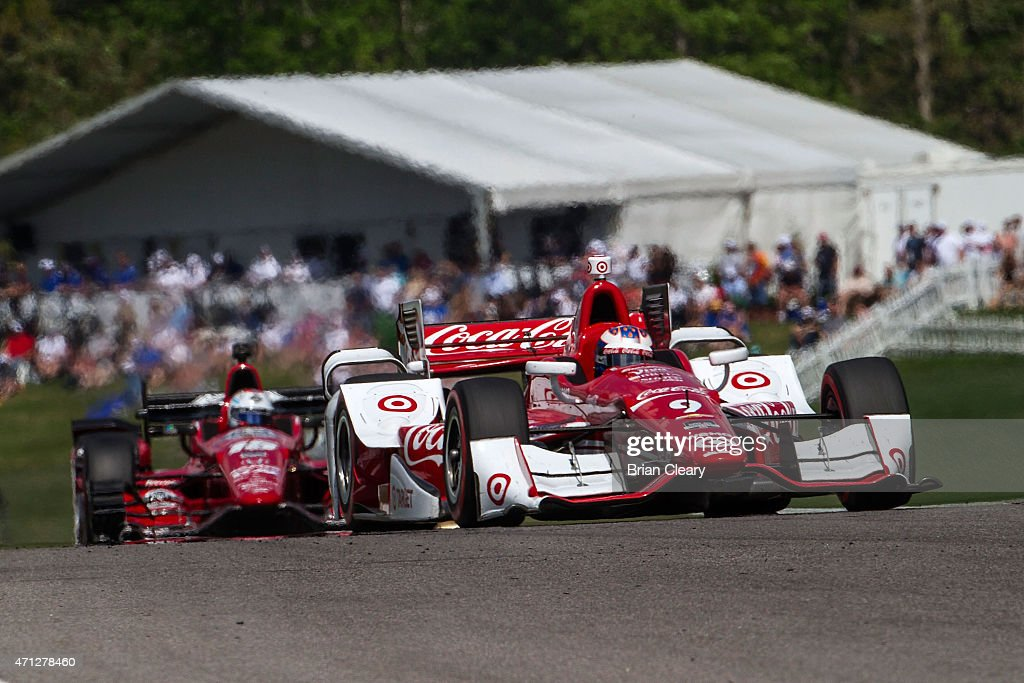 Indy Grand Prix of Alabama : News Photo