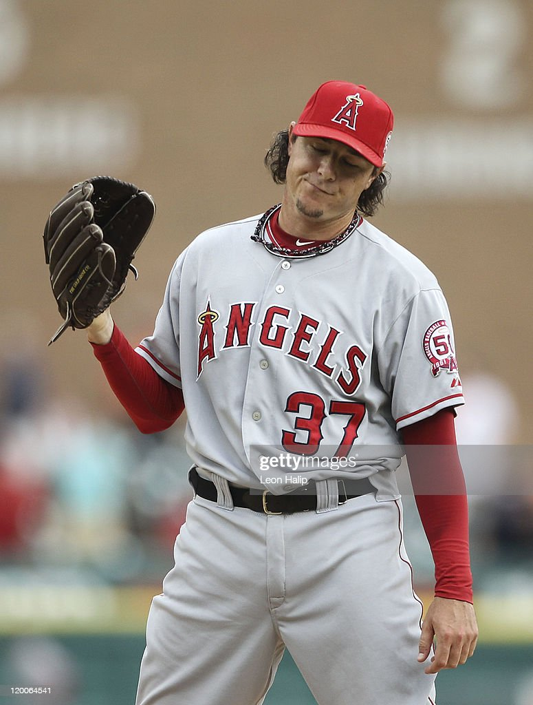 Los Angeles Angels of Anaheim v Detroit Tigers